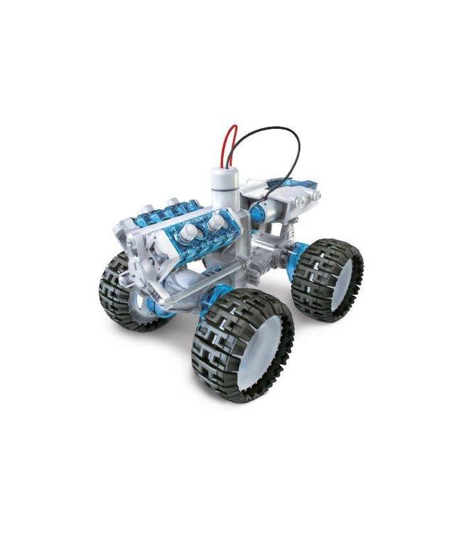 Snap Circuits Salt Crusher: Salt Water Powered Monster Truck