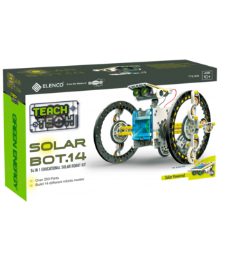 Snap Circuits SolarBot.14