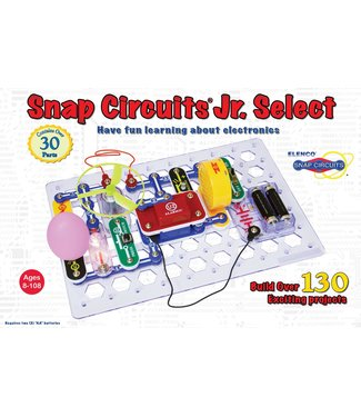 Snap Circuits Snap Circuits Jr. Select 130-in-1
