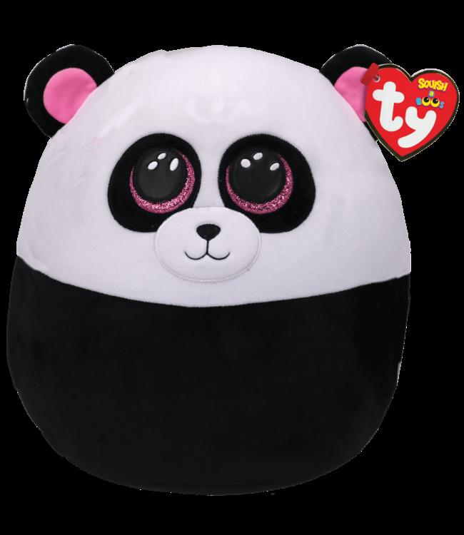 """TY Bamboo - Panda Squish 12"""""""
