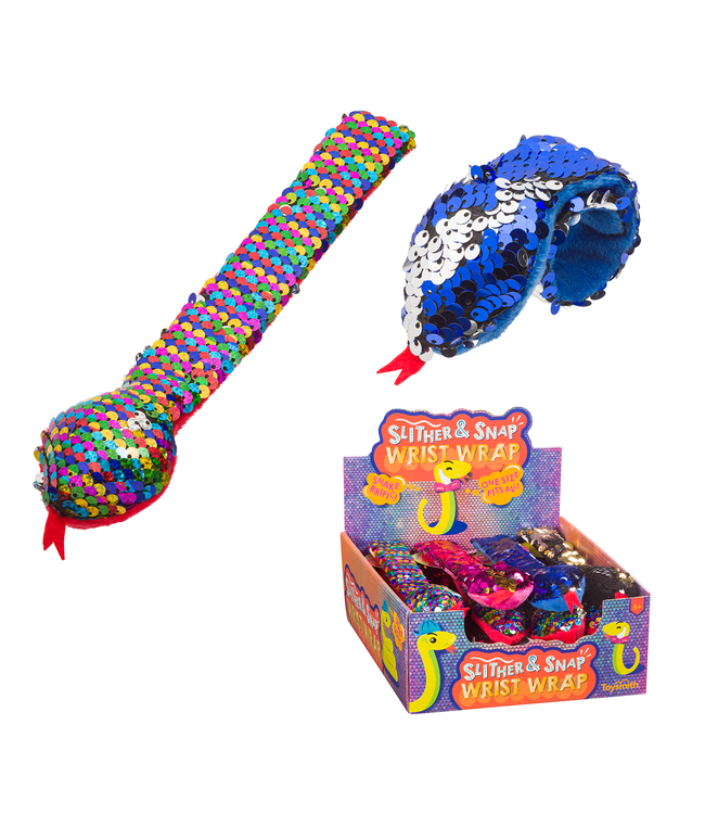Toysmith Slither and Snap Wrist Wrap