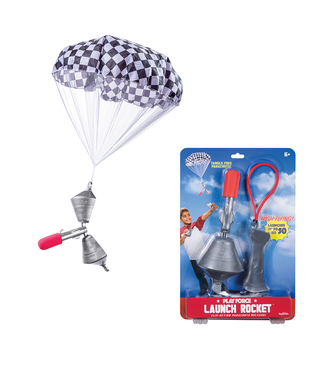 Toysmith Play Force Launch Rocket
