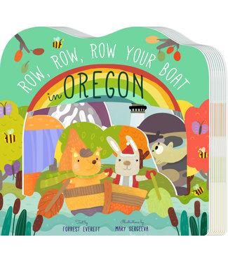 Familius Row Row Row Your Boat in Oregon