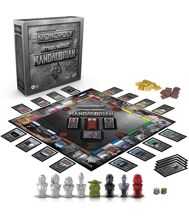 ACD Games Monopoly SW: The Mandalorian