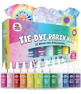 Doodle Hog Doodle Hog Easy Tie Dye Party Kit