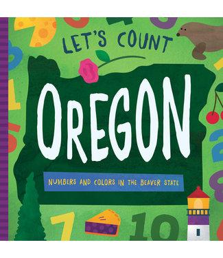 Hands Craft Let's Count Oregon