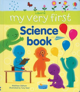 Usborne My Very First Science Book