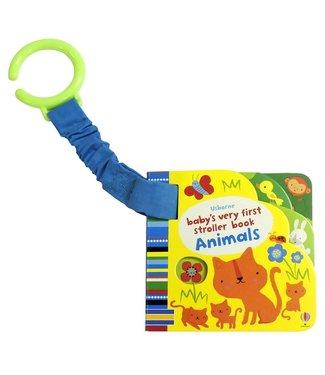 Usborne Baby's Very First Stroller Books - Animals