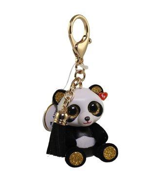 TY Chi - Panda Mini Boos Collectible Clip