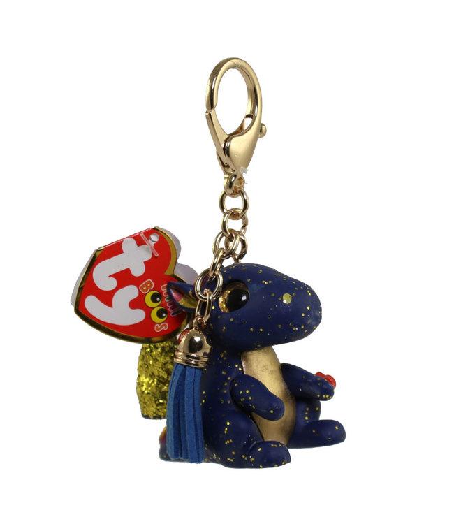 TY Saffire - Mini Boos Collectible Clip