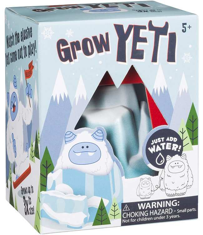 Toysmith Grow Yeti