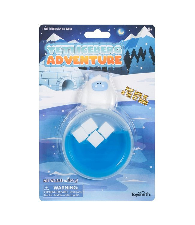Toysmith Yeti Iceburg Adventure