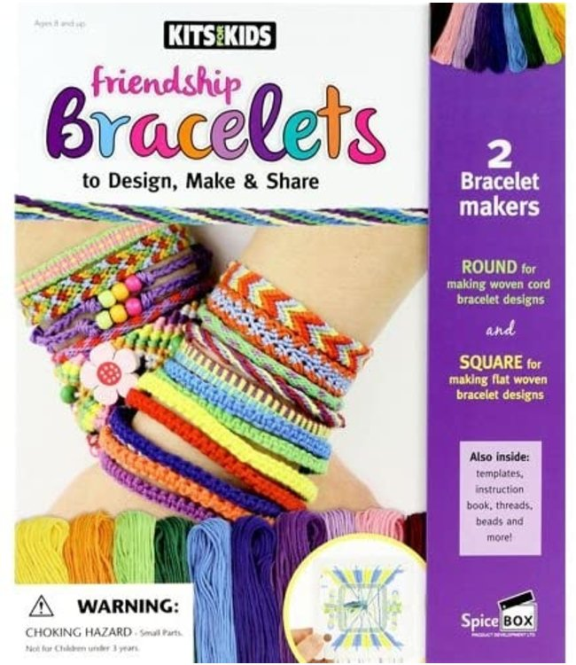 SpiceBox Friendship Bracelets