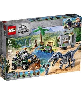LEGO Baryonyx Face-off - The Treasure Hunt - 75935