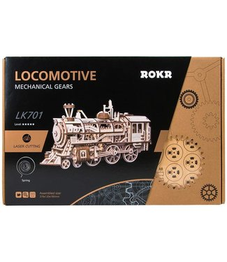 ROKR Locomotive DIY