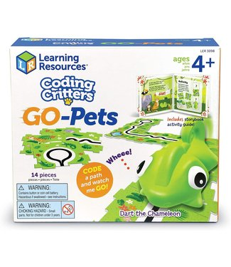 Learning Resources Go-Pets: Dart the Chameleon