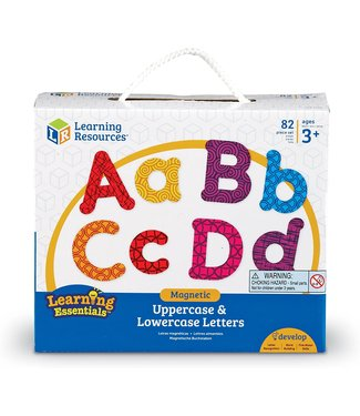Learning Resources Uppercase & Lowercase Letters