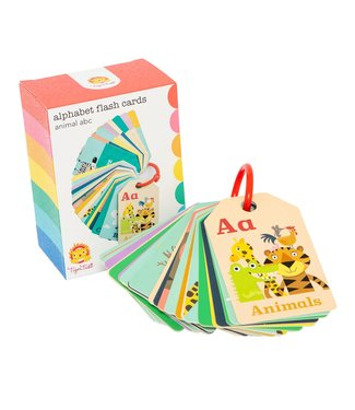 Schylling Flash Cards - Animal ABC
