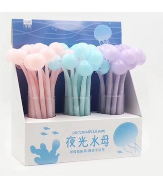 BC USA Jellyfish Gel Pen