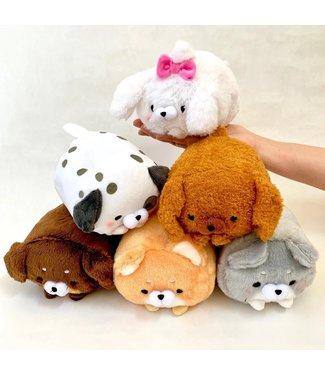 BC USA Fluffy Dog Squish