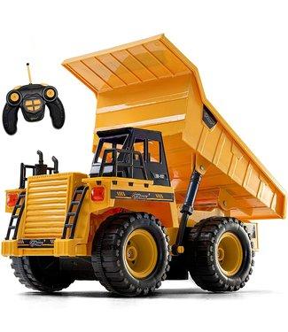 Top Race RC Dump Truck