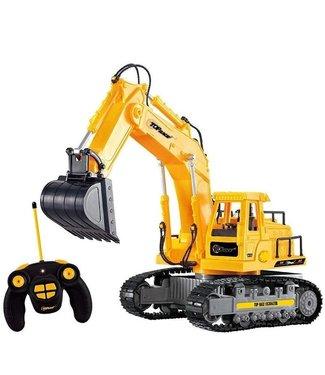 Top Race RC Excavator Tractor