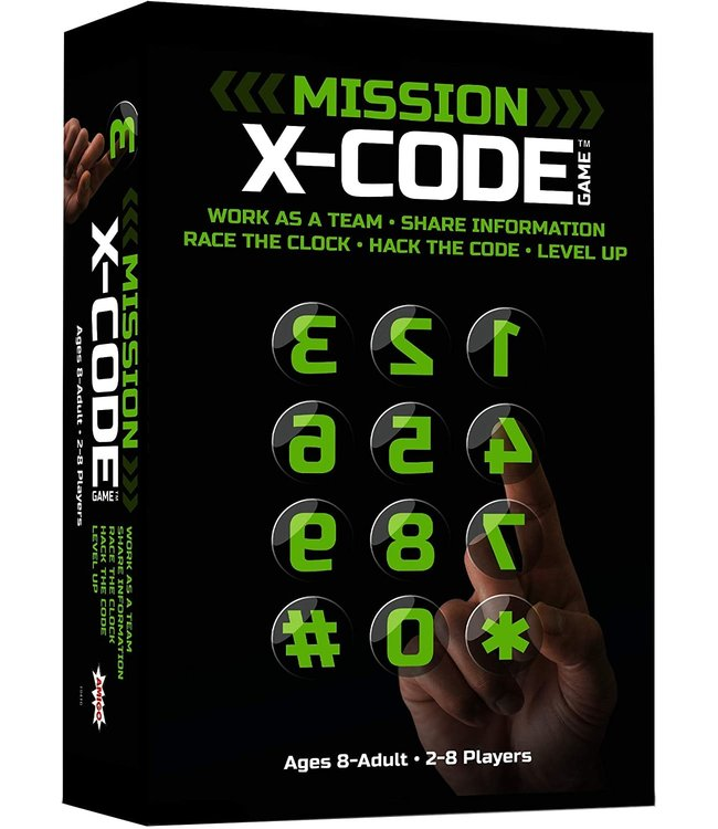 Mission X-Code