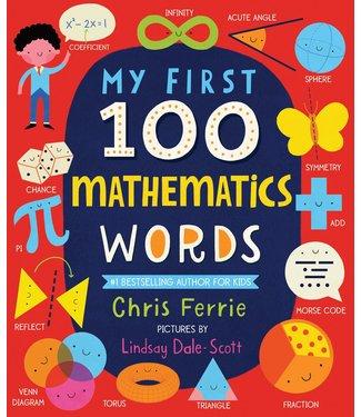 Sourcebooks My First 100 Mathematics Words