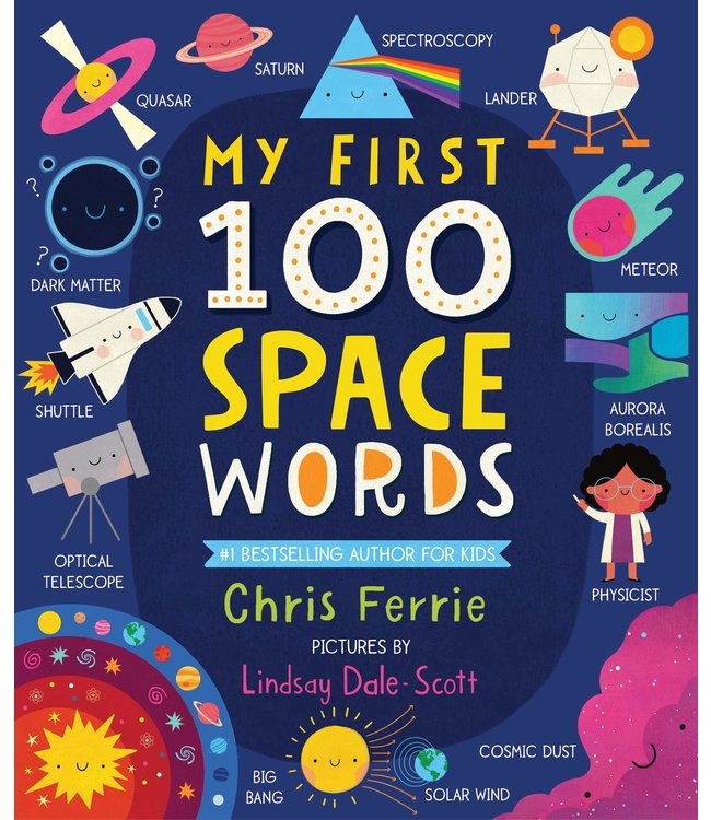 Sourcebooks My First 100 Space Words