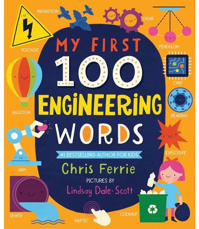 Sourcebooks My First 100 Engineering Words