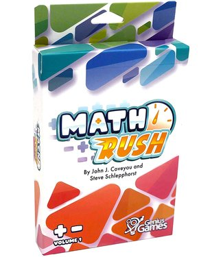 Project Genius Math Rush: Addition and Subtraction