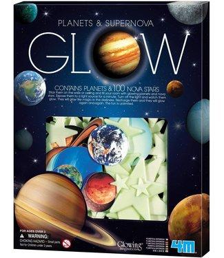 Toysmith Glow Planets and Nova Stars