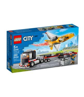 LEGO LEGO Airshow Jet Transporter - 60289