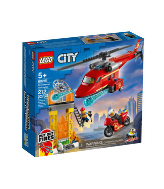 LEGO LEGO Fire Rescue Helicopter - 60281