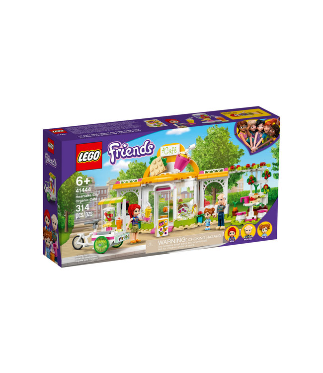 LEGO LEGO Friends Heartlake City Organic Cafe - 41444
