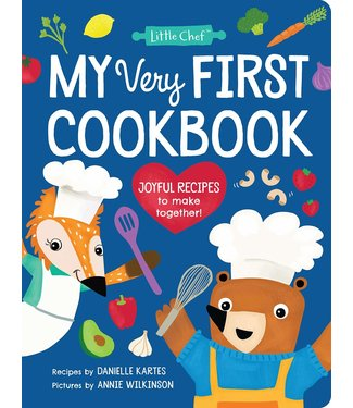Sourcebooks My Very First Cookbook