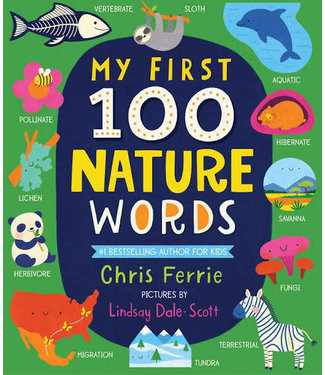 Sourcebooks My First 100 Nature Words