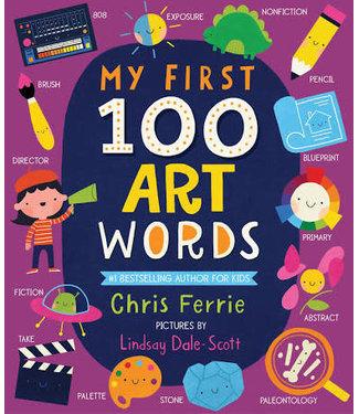 Sourcebooks My First 100 Art Words