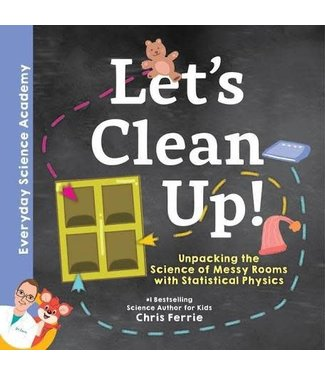 Sourcebooks Let's Clean Up