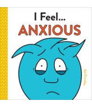 Sourcebooks I Feel...Anxious