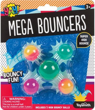 Toysmith Mega Bouncers