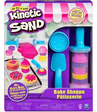 Spinmaster Kinetic Sand Bake Shop Play Set