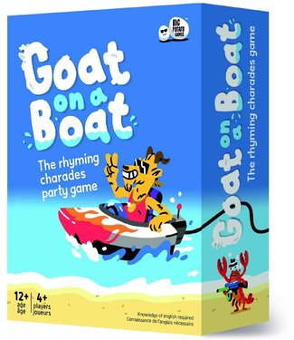 Spinmaster Goat On a Boat