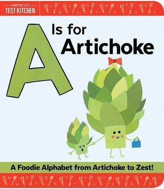 Sourcebooks A is for Artichoke