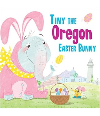 Sourcebooks Tiny the Oregon Easter Bunny
