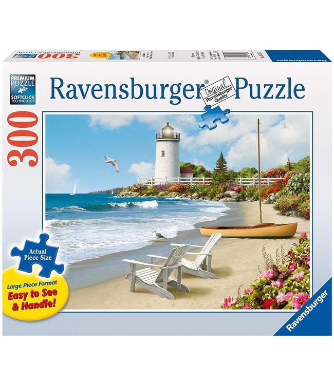 Ravensburger Sunlit Shores - 300pc