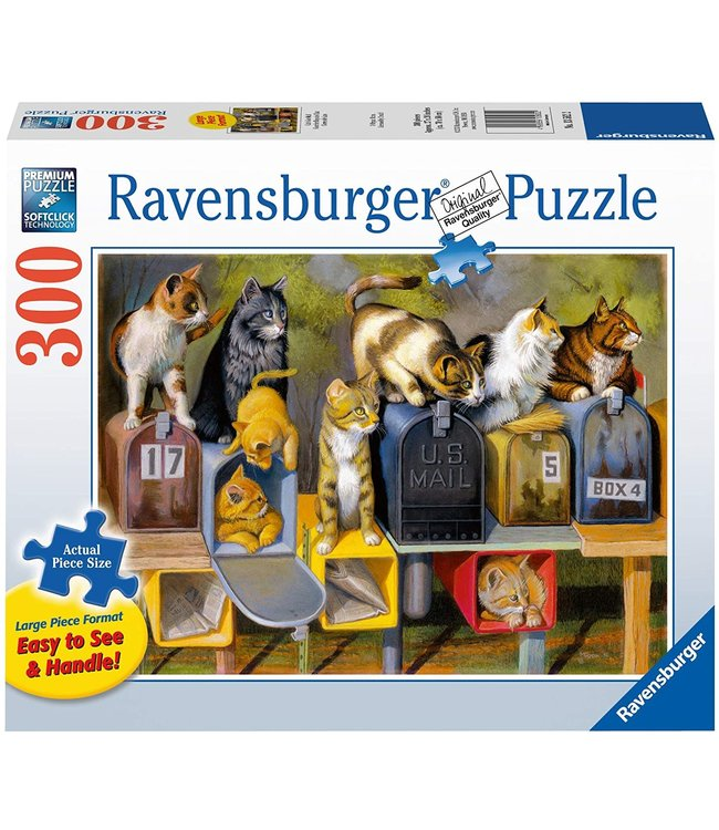 Ravensburger Cat's Got Mail - 300pc