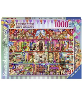 Ravensburger The Greatest Show on Earth - 1000pc