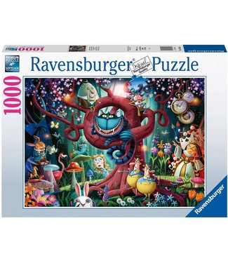 Ravensburger Most Everyone is Mad - 1000pc