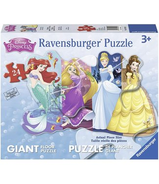Ravensburger Disney Pretty Princess: Pretty Princesses - 24pc